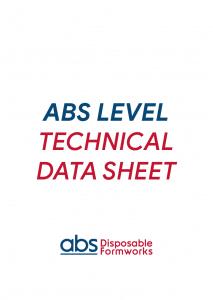 ABS_LEVEL_TECHNICAL_DATA SHEET