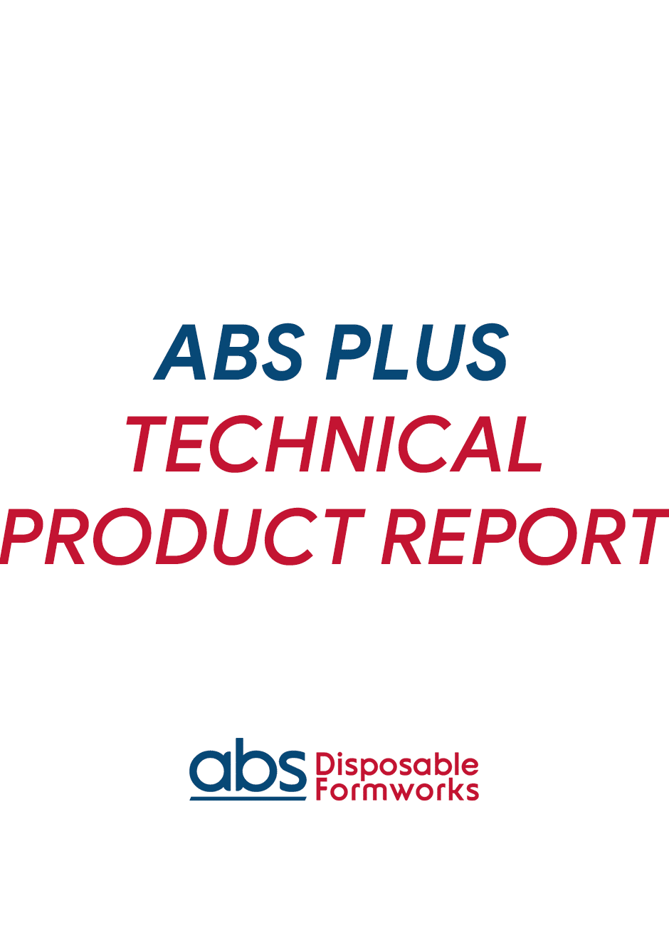 abs_plus_technical_product_report