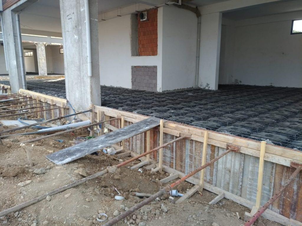 Crawl Space Construction